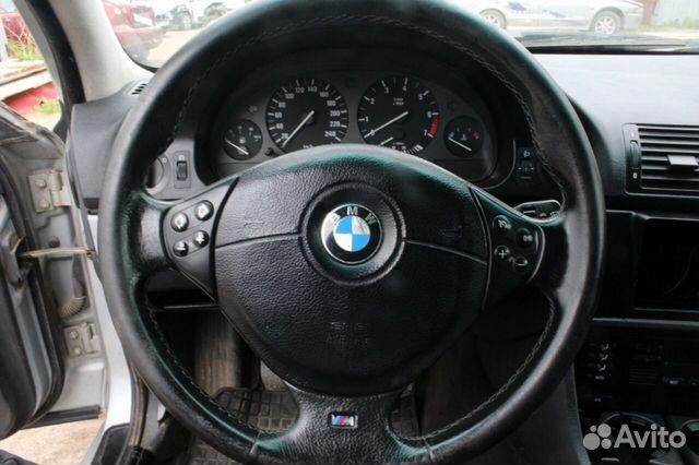 89644905044  Руль М / М техник BMW e39 e38 Motorsport