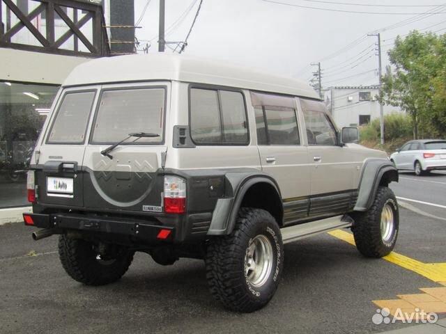 Nissan Safari, 1994 89143200606 купить 6