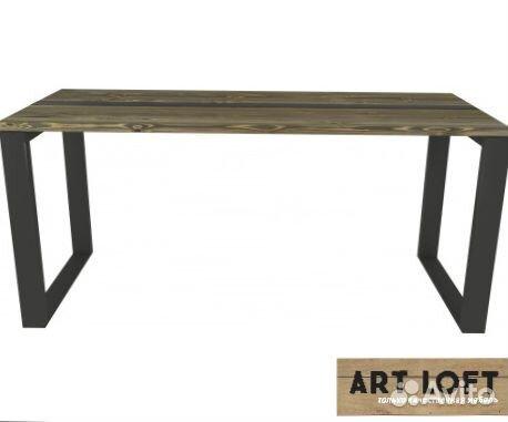 Обеденный стол в стиле лофт  89190883940 купить 3