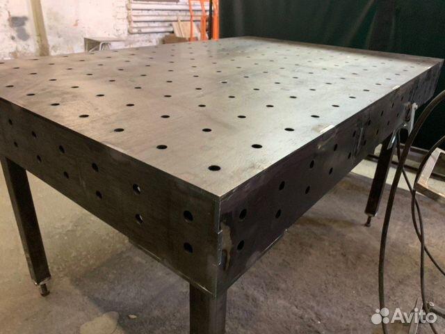 Стол сварочный 3D 1500*1000 мм  89005359120 купить 7
