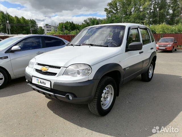 Chevrolet Niva, 2014 89177444518 купить 1