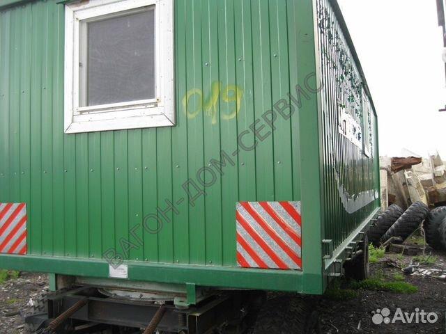 Вагон-дом на шасси жилой 8 мест Комфорт-С 89115748339 купить 2