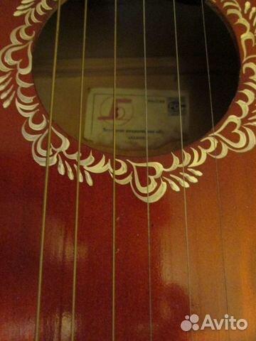 Гитара шестиструнная Аккорд купить 5