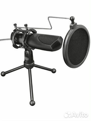 Микрофон Trust gxt232 Mantis  89129683921 купить 2