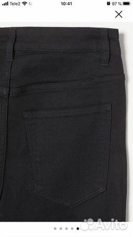 Джинсы H&M (super skinny high )  89211214270 купить 3