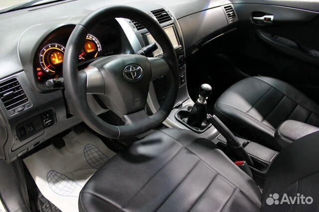 Toyota Corolla, 2011  89828708454 купить 10