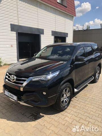 Toyota Fortuner, 2018  89584890216 купить 3