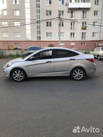 Hyundai Solaris, 2011  89092664733 купить 5