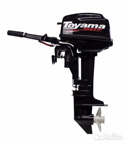 Моторы лодочные Toyama Marine 9.8 (2х тактный )
