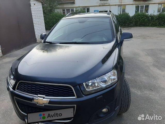 Chevrolet Captiva, 2014  89065644773 купить 1