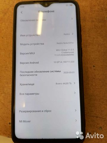 Xiaomi redmi note 8 pro  89517008290 купить 5