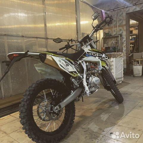 Мотоцикл Avantis FX250 lux  89143519859 купить 1