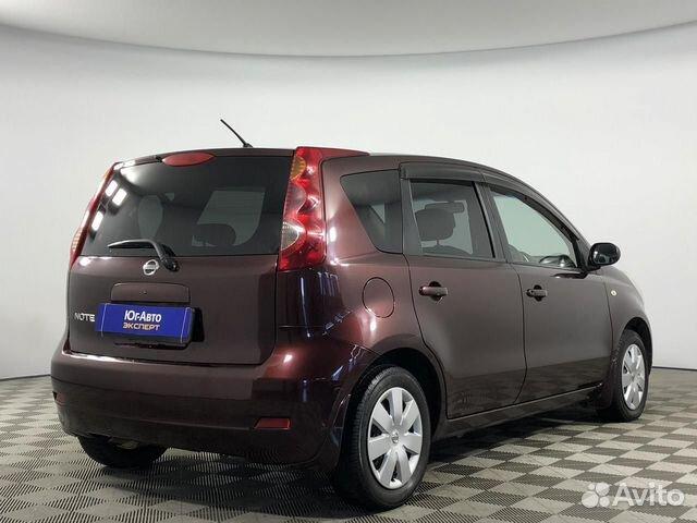 Nissan Note, 2011  88612441403 купить 2