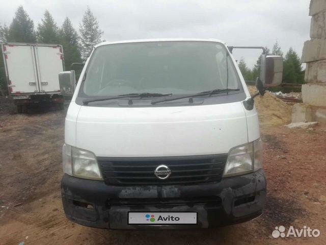 Nissan Caravan, 2001  89627352620 buy 2
