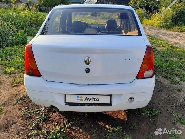 Renault Logan, 2009  89062993575 купить 1