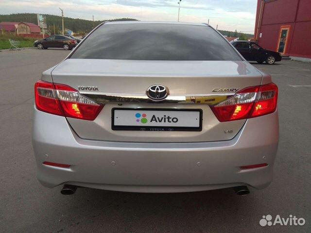 Toyota Camry, 2014  89856556043 купить 4