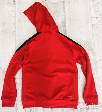 Джемпер, олимпийка детская рост 140 Adidas  89130970756 купить 2