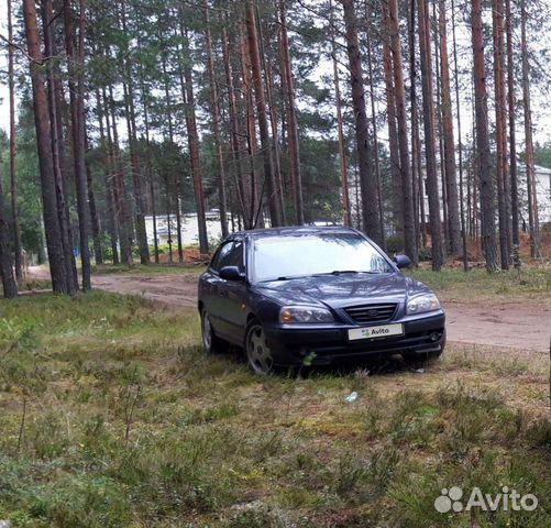 Hyundai Elantra, 2005  89062998841 купить 2