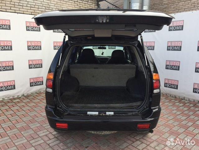 Mitsubishi Montero Sport, 2002  88126290289 купить 6
