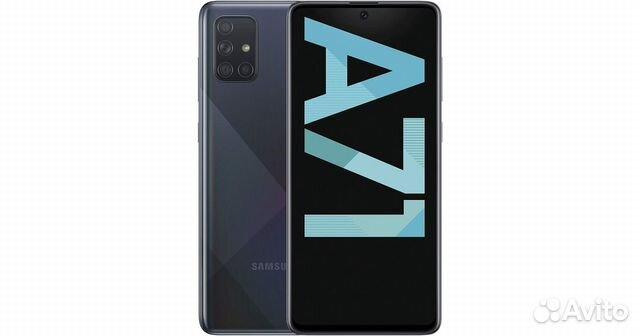 Новый Samsung A51 / A71 запечатан чек гарантия