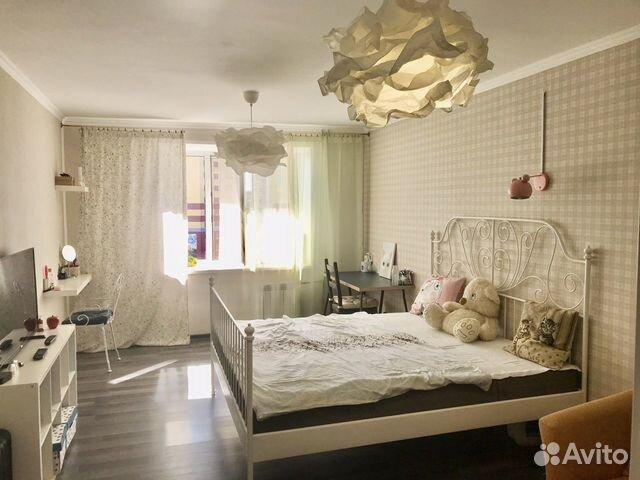 2-к квартира, 62 м², 6/10 эт.