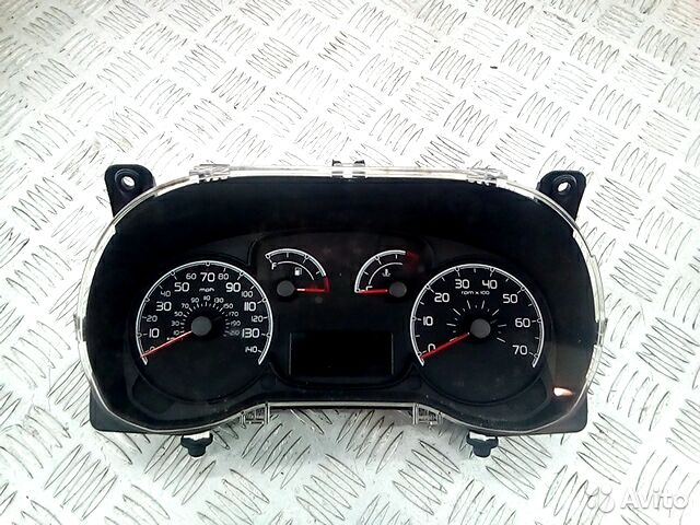 89785901113  Панель приборная (щиток приборов) для Fiat Doblo