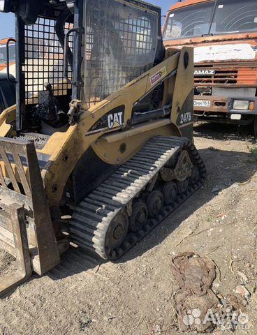 Минипогрузчик CAT 247B  89054273043 купить 5