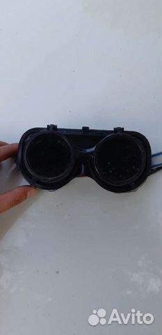 Очки сварщика-резчика. Торг  89176402656 купить 1