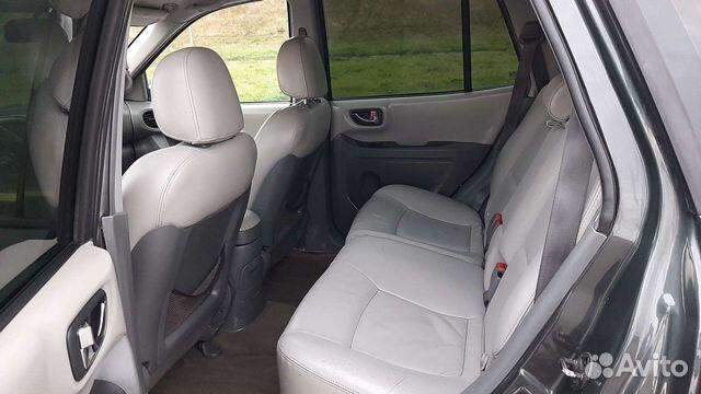 Hyundai Santa Fe, 2008  89063816458 купить 7