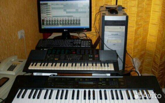 Музыкальный синтезатор Casio CTK-2200  89912445458 купить 1
