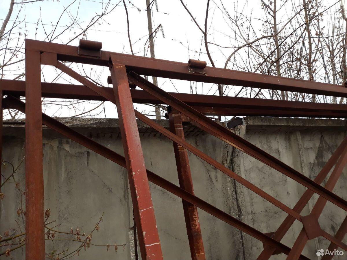 Ворота металлические  89999691215 купить 3