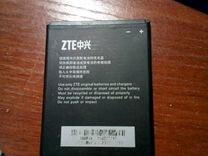 Аккумулятор для телефона ZTE v7, a6, z17, v8, l110