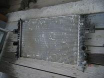 Радиатор 13170111 13128818 Astra Н Опель Астра Н