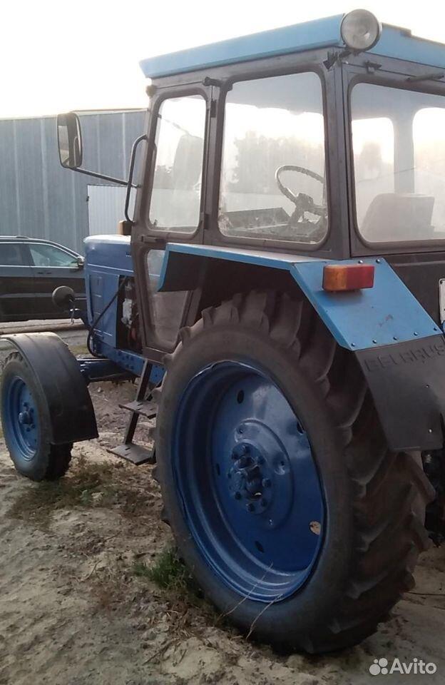 Трактор мтз 80  89606376106 купить 9
