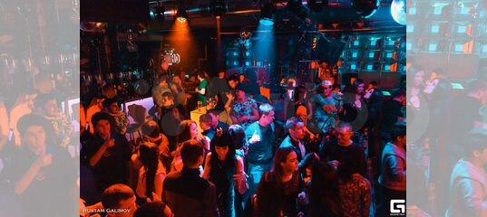 ночной клуб геометрия оренбург
