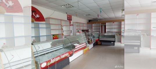 Магазин 52м2 Александровка под Продукты спальный р