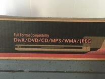 Dvd плеер LG dv656x