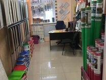 Магазин строительных и отделочных материалов