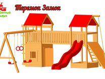 Детский игровой комплекс для улитцы