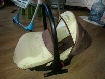 Детская коляска tutis trio 3в1