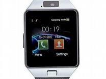 Смарт Часы DZ09 с SIM и доп. 8Гб памятью