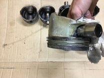 Поршни двигателя m119 5.0 Mercedes-Benz
