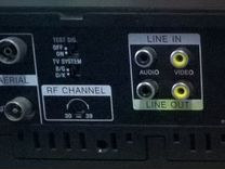 Видеомагнитофон sony пульт сост коробка 220в Japan