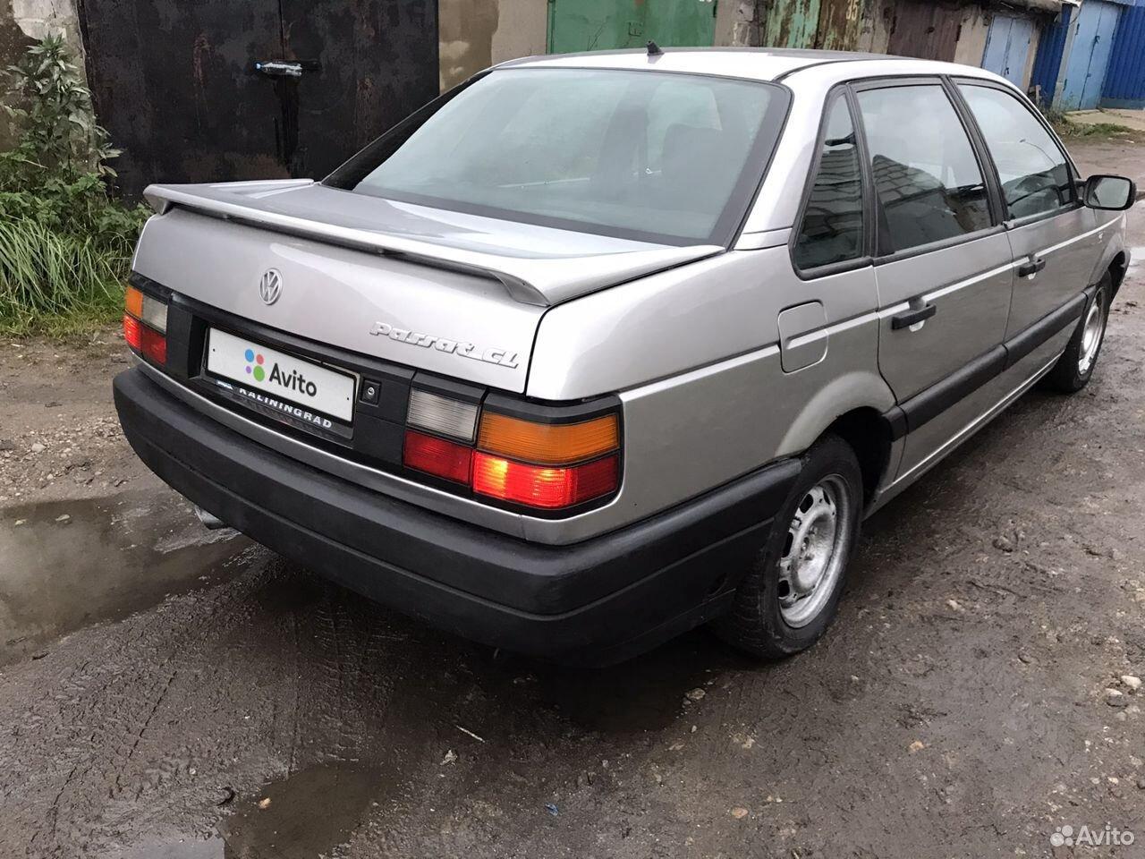 Volkswagen Passat, 1992  89097968377 купить 7