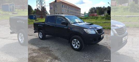 Toyota Hilux, 2013 купить в Пермском крае   Автомобили   Авито