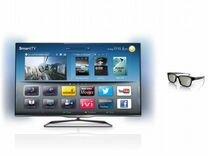 3D LED телевизор philips 42PFL5028T
