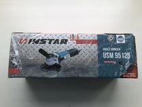 Болгарка новая инстар ушм95125, 950Вт. 125мм диск