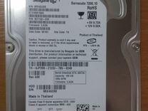 """3.5"""" Жесткий диск SATA 160GB Seagate — Товары для компьютера в Краснодаре"""
