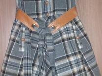 Платье-сарафан 134 Маленькая леди
