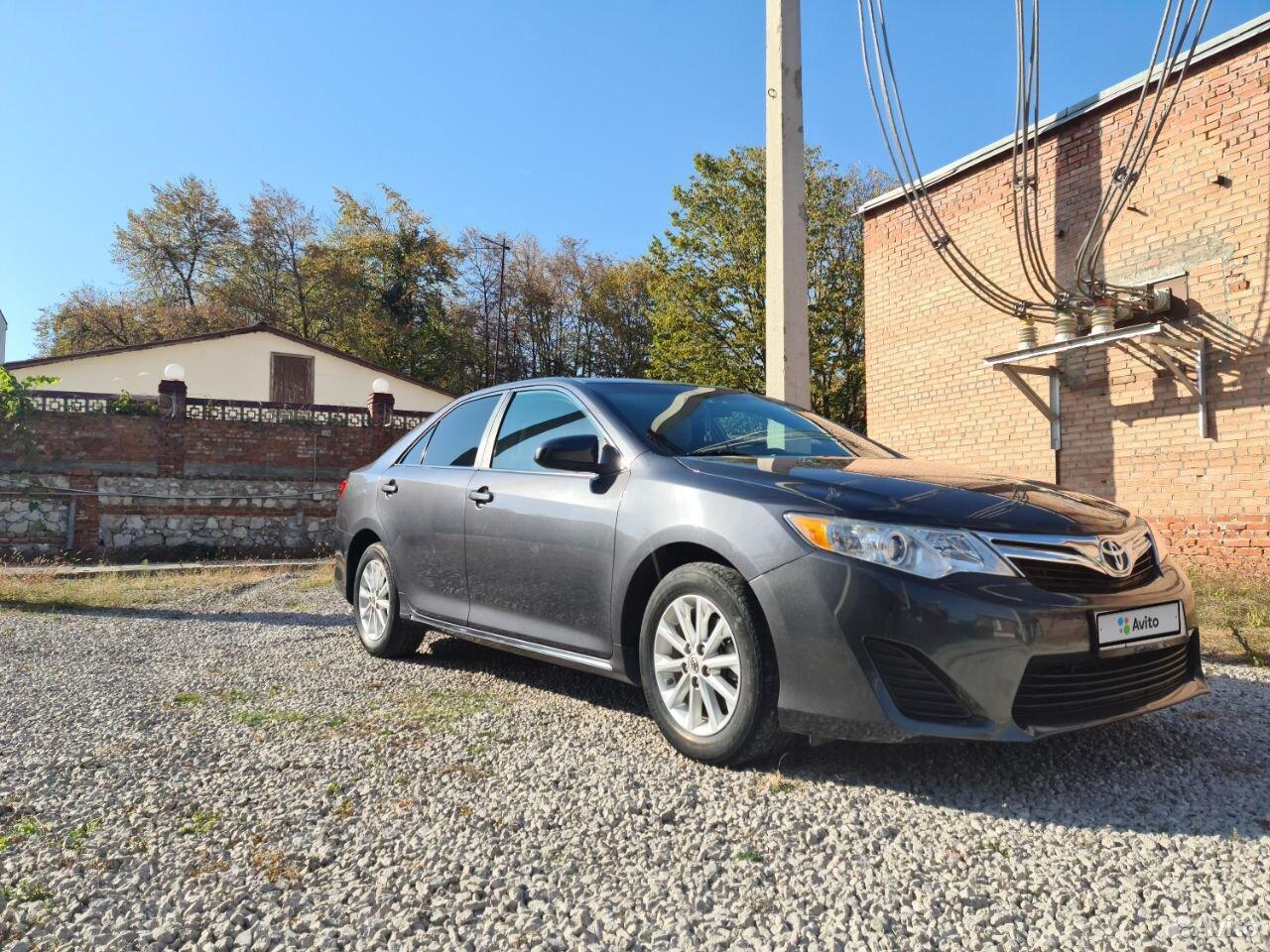 Toyota Camry, 2012  89888756912 купить 4